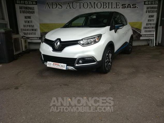 Renault CAPTUR TCE 120 ENERGY Intens Blanc Occasion - 2