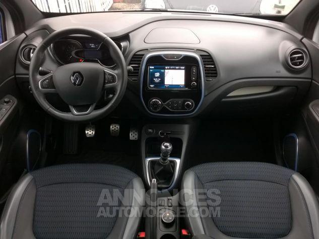 Renault CAPTUR TCE 120 ENERGY Intens Blanc Occasion - 4