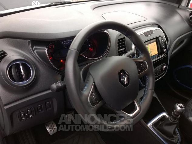 Renault CAPTUR TCE 120 ENERGY Intens Blanc Occasion - 7
