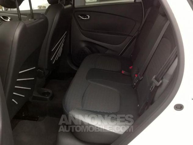 Renault CAPTUR TCE 120 ENERGY Intens Blanc Occasion - 9