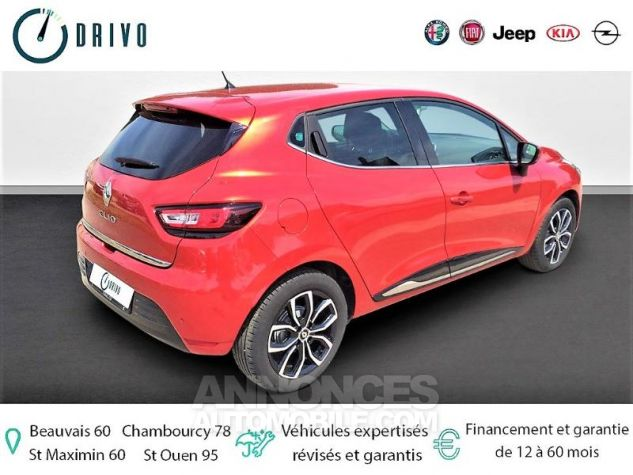 Renault Clio 0.9 TCe 90ch energy Intens 5p Euro6c Rouge Occasion - 1