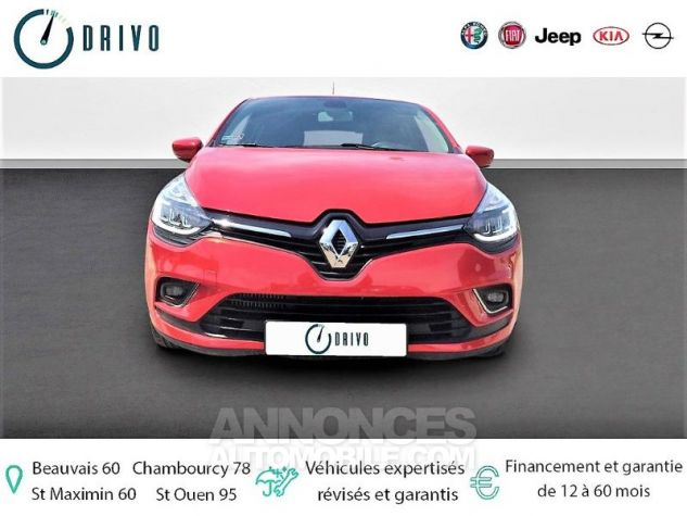 Renault Clio 0.9 TCe 90ch energy Intens 5p Euro6c Rouge Occasion - 2