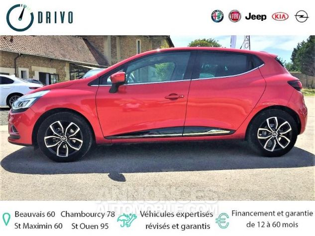 Renault Clio 0.9 TCe 90ch energy Intens 5p Euro6c Rouge Occasion - 3