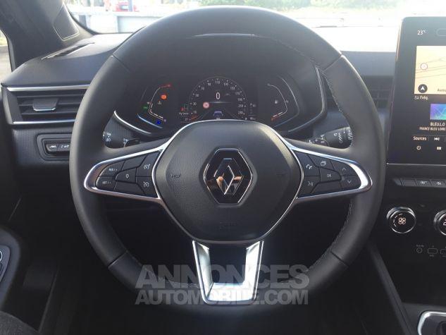 Renault Clio 1.3 TCE 130CH FAP INTENS EDC Gris F Occasion - 12