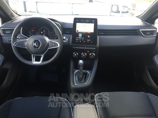 Renault Clio 1.3 TCE 130CH FAP INTENS EDC Gris F Occasion - 16