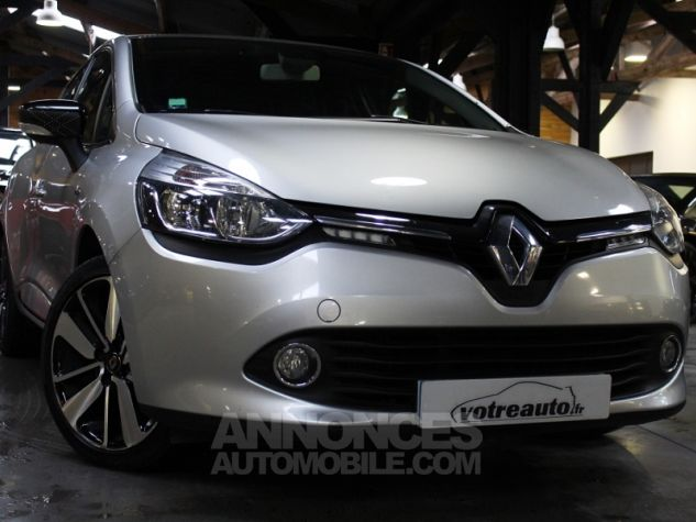 Renault CLIO 4 IV 1.5 DCI 90 ENERGY ICONIC Gris Occasion - 0
