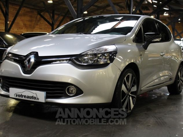 Renault CLIO 4 IV 1.5 DCI 90 ENERGY ICONIC Gris Occasion - 6