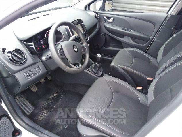 Renault CLIO ENERGY AIR MEDIANAV BLANC Occasion - 8