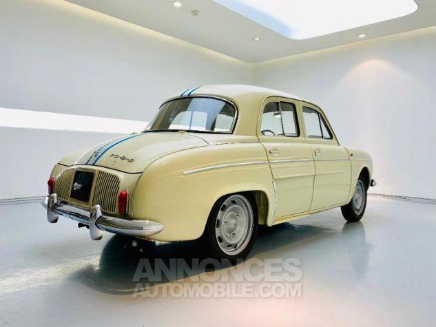 Renault Dauphine 1093 CREME Occasion - 2