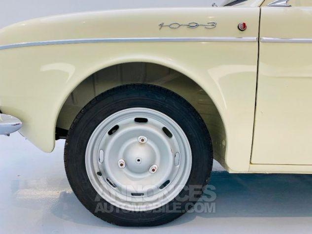Renault Dauphine 1093 CREME Occasion - 7