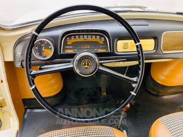 Renault Dauphine 1093 CREME Occasion - 11