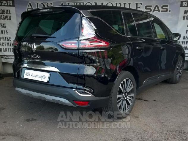 Renault ESPACE INITIALE PARIS 160 DCI BVA Noir Occasion - 1