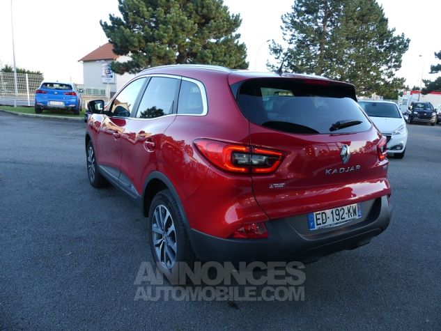Renault Kadjar 1.5 DCI 110CH ENERGY BUSINESS EDC ECO² Rouge Flamme Occasion - 1