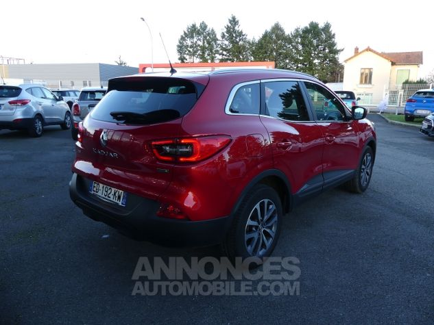 Renault Kadjar 1.5 DCI 110CH ENERGY BUSINESS EDC ECO² Rouge Flamme Occasion - 2