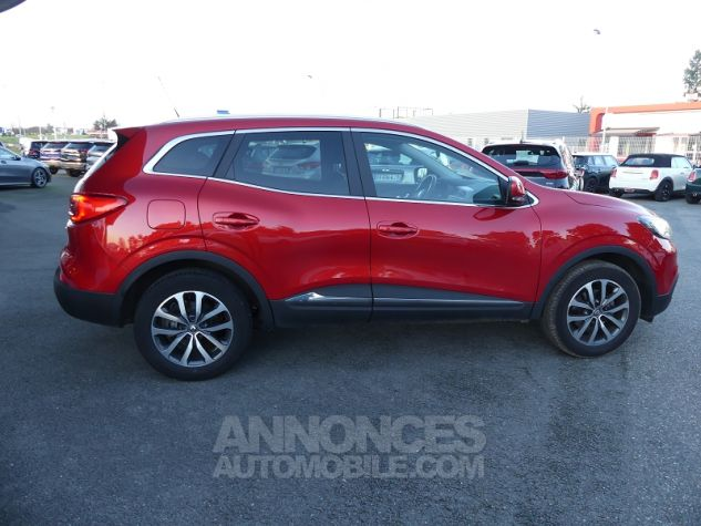 Renault Kadjar 1.5 DCI 110CH ENERGY BUSINESS EDC ECO² Rouge Flamme Occasion - 3