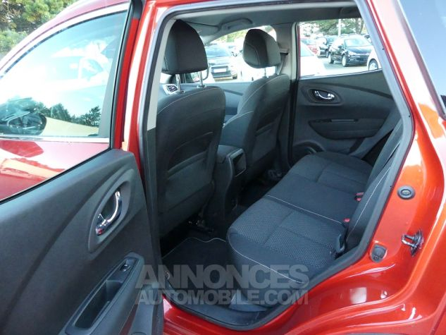 Renault Kadjar 1.5 DCI 110CH ENERGY BUSINESS EDC ECO² Rouge Flamme Occasion - 4