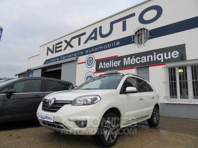 Renault KOLEOS 2.0 DCI 150CH INITIALE PARIS Blanc Occasion - 0