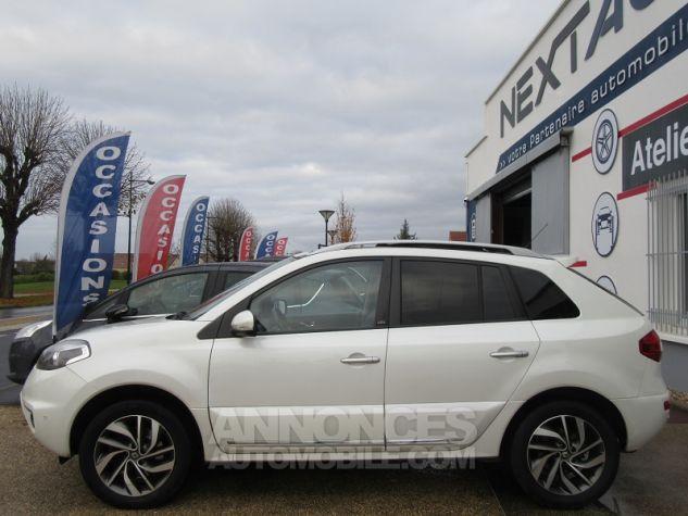 Renault KOLEOS 2.0 DCI 150CH INITIALE PARIS Blanc Occasion - 4