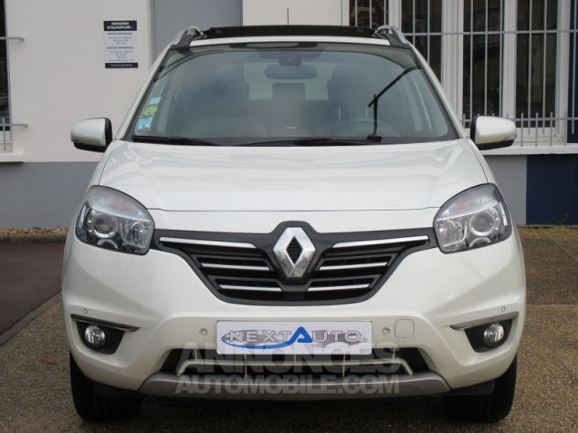 Renault KOLEOS 2.0 DCI 150CH INITIALE PARIS Blanc Occasion - 5