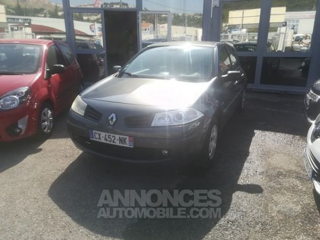 Renault MEGANE PRIVILEGE GRIS FONCE Occasion - 0