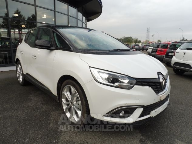 Renault Scenic BLUEDCI 150 SPORT EDITION BLANC Neuf - 0