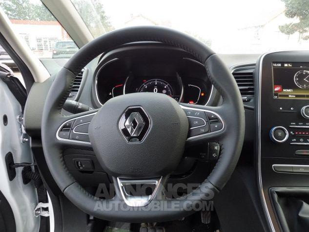Renault Scenic BLUEDCI 150 SPORT EDITION BLANC Neuf - 12