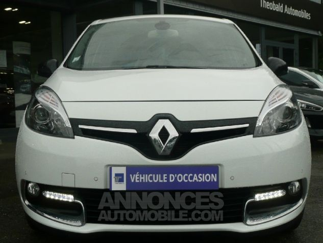 Renault Scenic dCi 130 Energy Bose ecoA2 2015 BLANC Occasion - 1