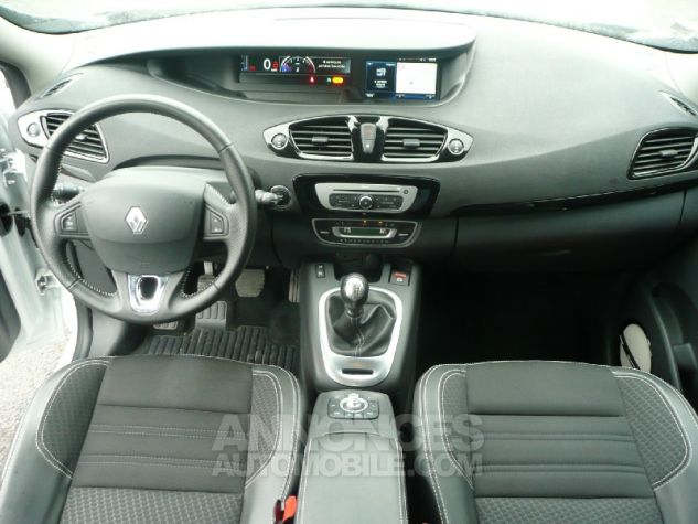 Renault Scenic dCi 130 Energy Bose ecoA2 2015 BLANC Occasion - 6
