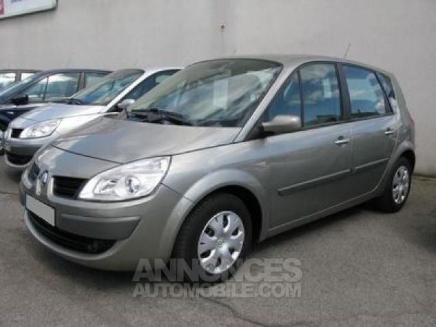 Renault Scenic luxe privilège  Gris  Occasion - 0