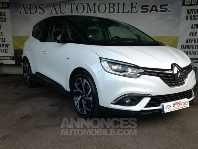 Renault Scenic TCE 130 ENERGY Edition One Blanc Occasion - 0