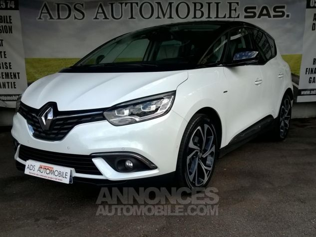 Renault Scenic TCE 130 ENERGY Edition One Blanc Occasion - 2