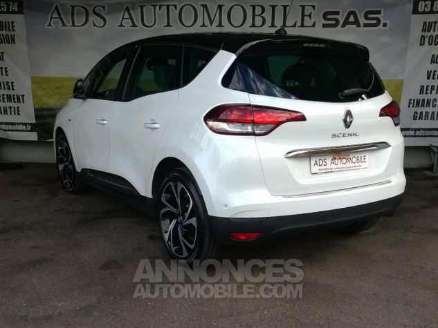 Renault Scenic TCE 130 ENERGY Edition One Blanc Occasion - 3