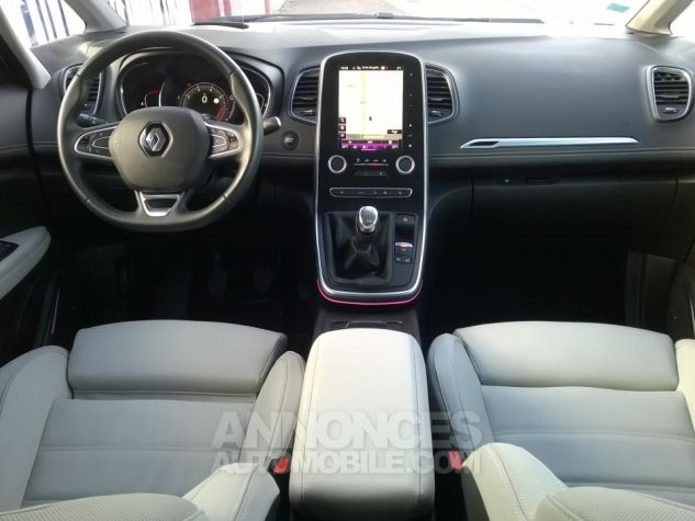 Renault Scenic TCE 130 ENERGY Edition One Blanc Occasion - 4