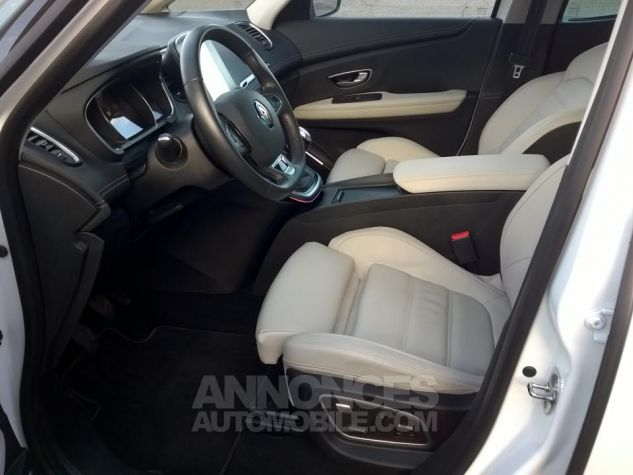 Renault Scenic TCE 130 ENERGY Edition One Blanc Occasion - 6
