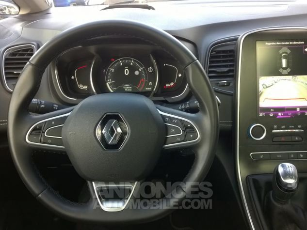Renault Scenic TCE 130 ENERGY Edition One Blanc Occasion - 8