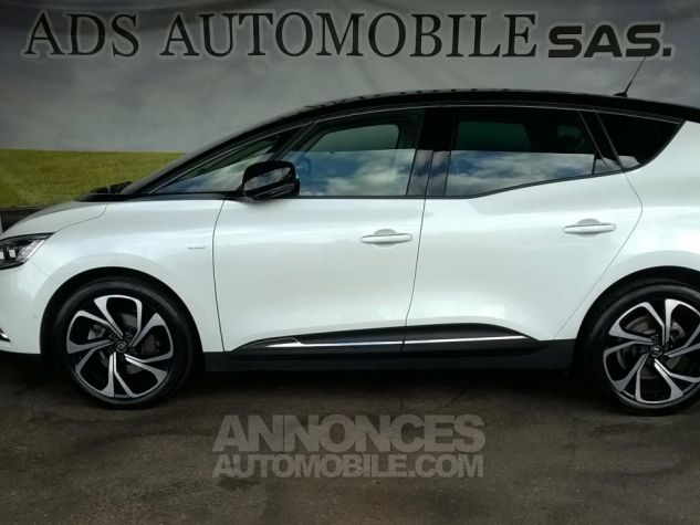 Renault Scenic TCE 130 ENERGY Edition One Blanc Occasion - 13