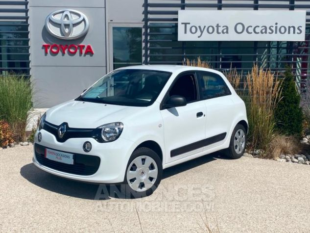 Renault Twingo 1.0 SCe 70ch Life Euro6c Blanche Occasion - 0