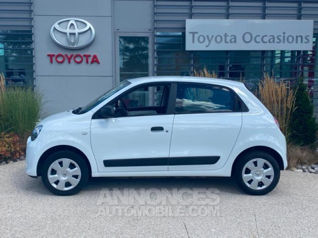 Renault Twingo 1.0 SCe 70ch Life Euro6c Blanche Occasion - 1