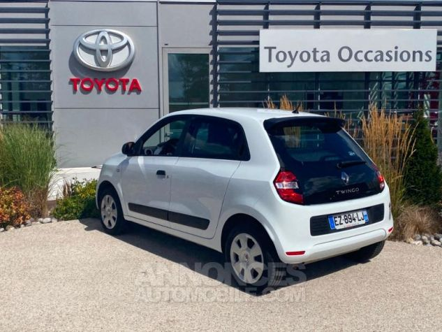 Renault Twingo 1.0 SCe 70ch Life Euro6c Blanche Occasion - 2