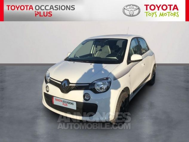 Renault TWINGO 1.0 SCe 70ch Stop&Start Zen eco² Blanc Occasion - 0