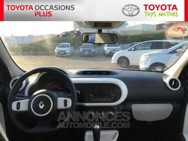 Renault TWINGO 1.0 SCe 70ch Stop&Start Zen eco² Blanc Occasion - 4