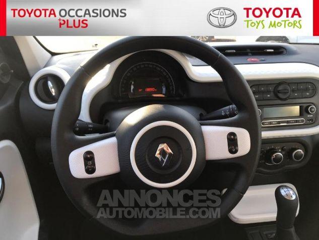 Renault TWINGO 1.0 SCe 70ch Stop&Start Zen eco² Blanc Occasion - 5