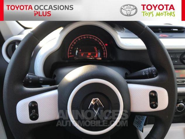 Renault TWINGO 1.0 SCe 70ch Stop&Start Zen eco² Blanc Occasion - 7
