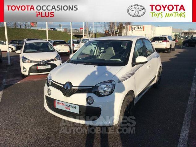 Renault TWINGO 1.0 SCe 70ch Stop&Start Zen eco² Blanc Occasion - 19