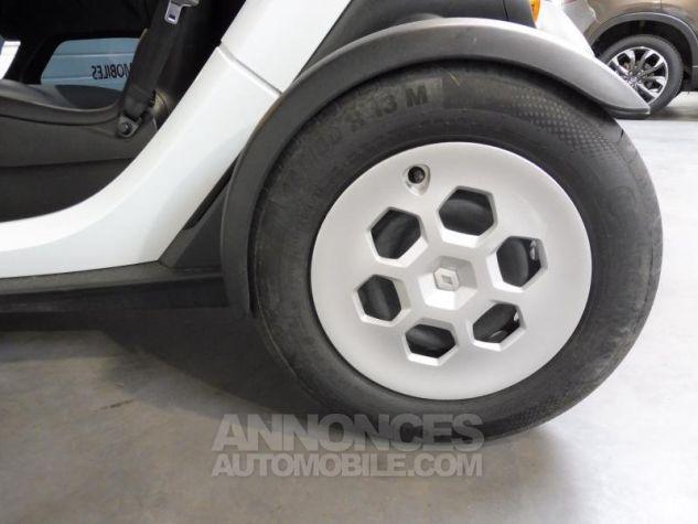 Renault TWIZY 80 ZE Blanc Occasion - 4