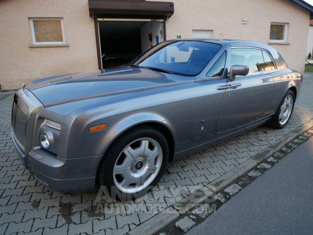 Rolls Royce Phantom Coupé 6.75 V12 460, Starlight, Caméras avant/arrière, DAB Jubilee Silver Occasion - 1