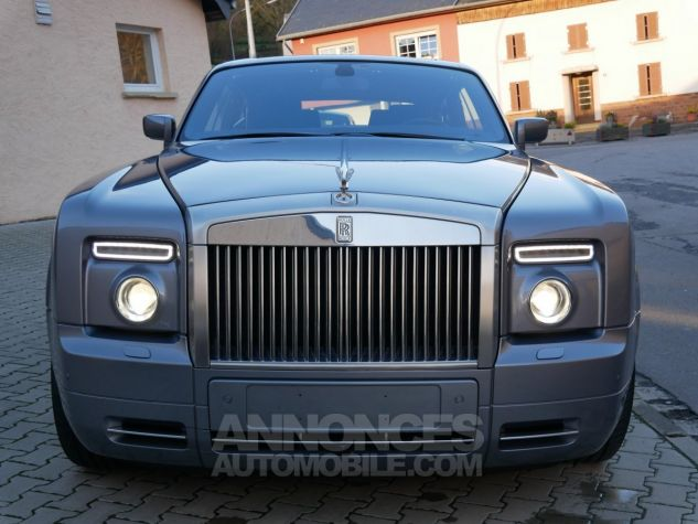 Rolls Royce Phantom Coupé 6.75 V12 460, Starlight, Caméras avant/arrière, DAB Jubilee Silver Occasion - 2