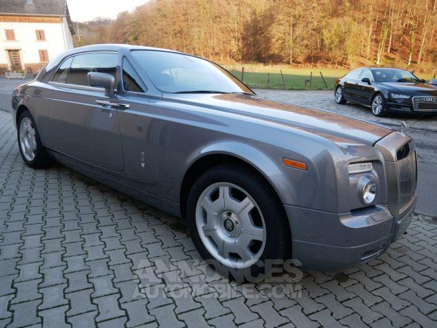 Rolls Royce Phantom Coupé 6.75 V12 460, Starlight, Caméras avant/arrière, DAB Jubilee Silver Occasion - 3