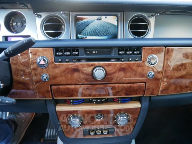 Rolls Royce Phantom Coupé 6.75 V12 460, Starlight, Caméras avant/arrière, DAB Jubilee Silver Occasion - 19