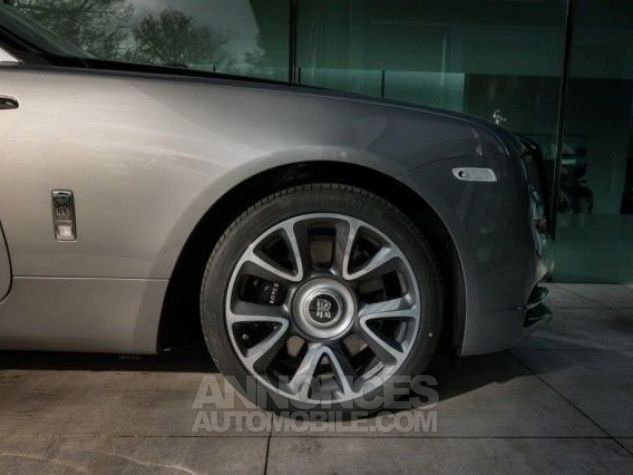 Rolls Royce Wraith Technical Black  Jubilee silver with Black Diam Occasion - 9
